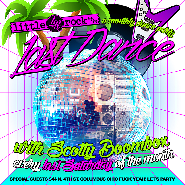 LAST DANCE - EVERY LAST SATURDAY